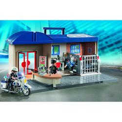 Set Mobil Statie De Politie
