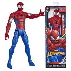 Figurina Spiderman Titan Hero cu armura 30cm