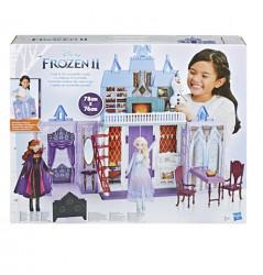 Set de joaca Castel Frozen II si accesorii