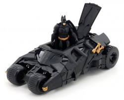 Set figurina BATMAN + BATMOBIL - EDITIE LIMITATA!