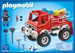 Camion De Pompieri