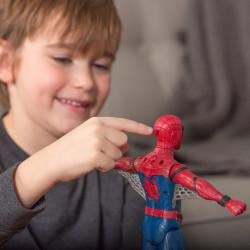 Figurina interactiva Spiderman cu sunete 30CM