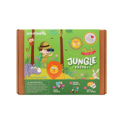 KIT CREATIE 3-IN-1 SAFARI IN JUNGLA