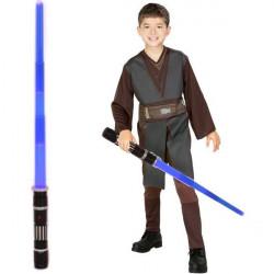 Lightsaber Star Wars culoare albastru 80cm
