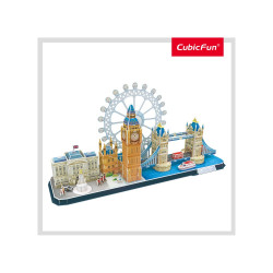 PUZZLE 3D LONDRA 107 PIESE