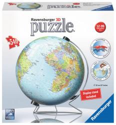 PUZZLE 3D PAMANTUL, 540 PIESE
