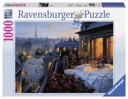 Puzzle Balconul Parisului, 1000 Piese