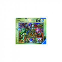 PUZZLE LEGENDE SI MITURI, 1000 PIESE