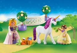 Set Portabil - Printese Si Unicorn