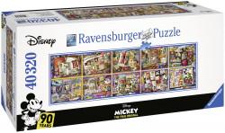 PUZZLE ANIVERSAR MICKEY, 40320 PIESE