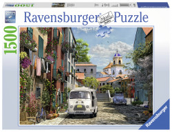 PUZZLE SUDUL FRANTEI, 1500 PIESE