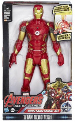 Figurina IRON MAN Age of Ultron cu sunete interactive 30CM