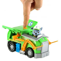 PAW PATROL TRANSFORMING RECYCLE TRUCK ROCKY