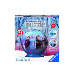 PUZZLE 3D FROZEN II, 72 PIESE