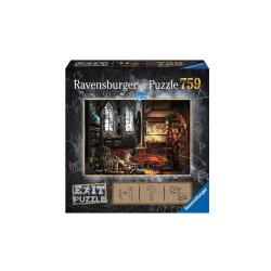 PUZZLE EXIT 5: LABORATORUL VRAJITORULUI, 759 PIESE