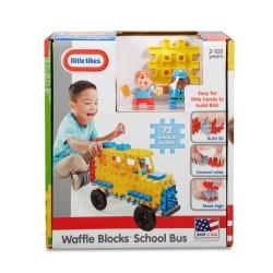 Blocuri De Constructie - Autobuz Scolar