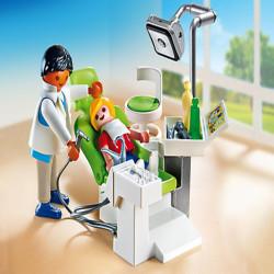 Dentist Cu Pacient