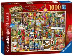 PUZZLE CRACIUN - COLIN THOMPSON, 1000 PIESE