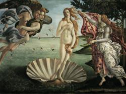 PUZZLE SANDRO BOTTICELLI: NASTEREA LUI VENUS, 1000 PIESE