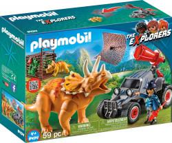 Cercetator - Automobil Si Triceratops
