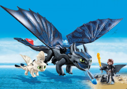 Hiccup, Toothless Si Pui De Dragon