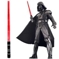 Lightsaber Star Wars culoare rosu 80cm