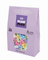 Plus Plus Pastel - 300 Piese/Pachet
