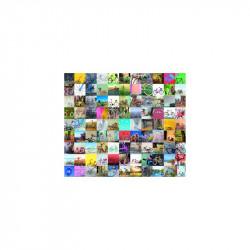 PUZZLE 99 BICICLETE, 1500 PIESE
