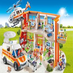 Spital De Copii Echipat