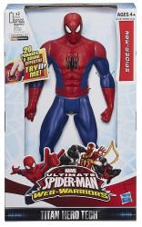Figurina Spiderman cu sunete interactive 30CM