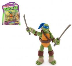 Figurina Testoasele Ninja Leonardo 12cm