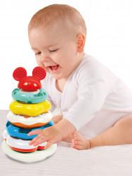 Jucarie de stivuit inele Disney Baby