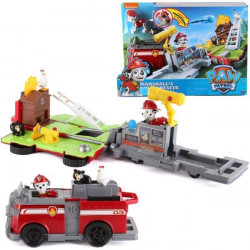 PAW PATROL CAMION DE INCENDIU MARSHALL'S RIDE N RESCUE