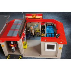 Set Mobil Statie De Pompieri