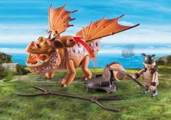 Dragons - Fishlegs Si Meatlug