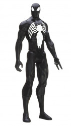 Figurina Spiderman Black Suite
