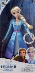 Papusa Elsa Frozen II cu sunete 29CM