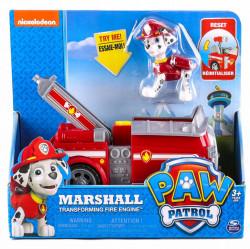 PAW PATROL MARSHALL TRANSFORMING FIRE TRUCK