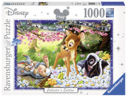 Puzzle Bambi, 1000 Piese