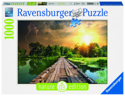 PUZZLE CER MISTIC, 1000 PIESE