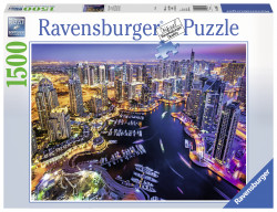 PUZZLE DUBAI IN GOLFUL PERSIC, 1500 PIESE