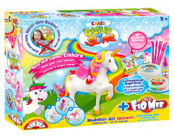 CLOUD SLIME SI PLASTILINA-UNICORN