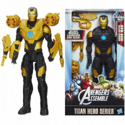 Figurina IRON MAN BUSTER + SHOT LAUNCHER 29 CM