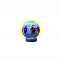PUZZLE 3D LUMINOS FROZEN II, 72 PIESE
