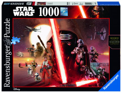 Puzzle Star Wars, Ep. Vii, 1000 Piese