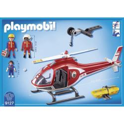 Salvatori Montani Cu Elicopter