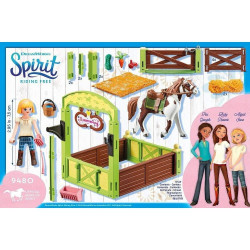 Spirit - Spatiu Ingrijire Cai - Abigail & Boomerang