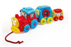 Tren De Stivuit Mickey Mouse