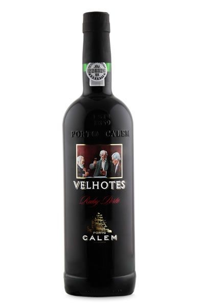Porto Red Wine Quot Velhotes Quot Ruby