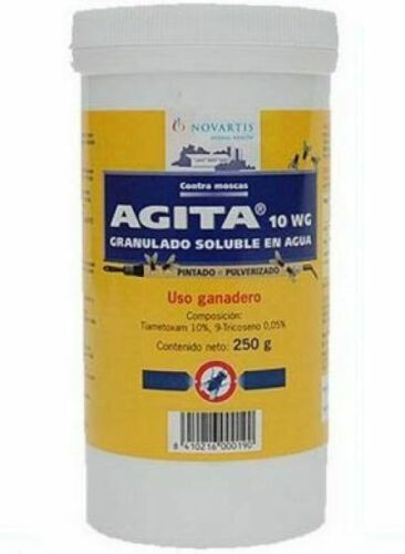 AGITA 10 WG - 250gr - INSECTICIDE - FREE SHIPPING